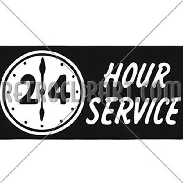 24 Hour Service 2