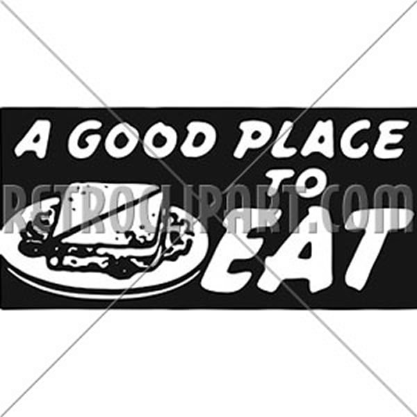 A Good Place To Eat 2