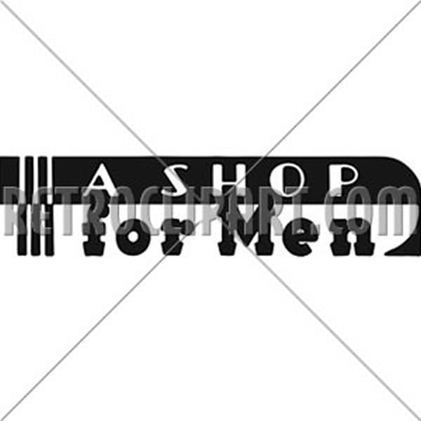 A Shop For Men