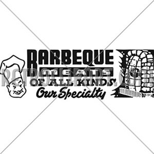 Barbecue Meats Of All Kinds