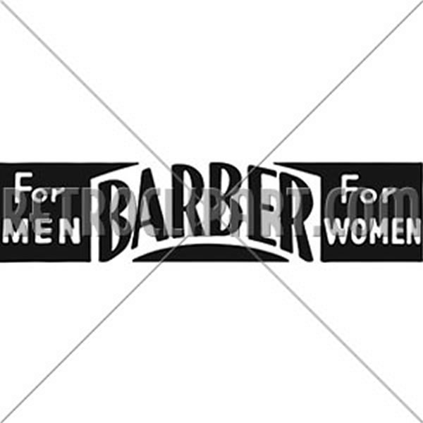 Barber For Men For Women