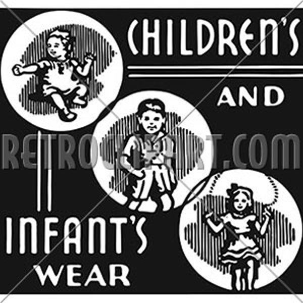 Children's And Infant's Wear