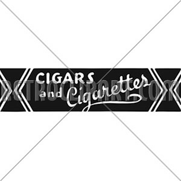 Cigars And Cigarettes