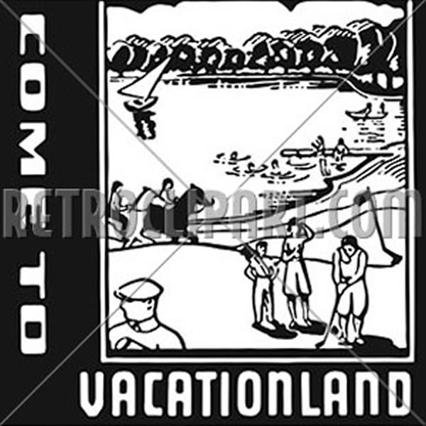 Come To Vacationland