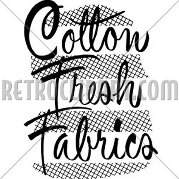 Cotton Fresh Fabrics