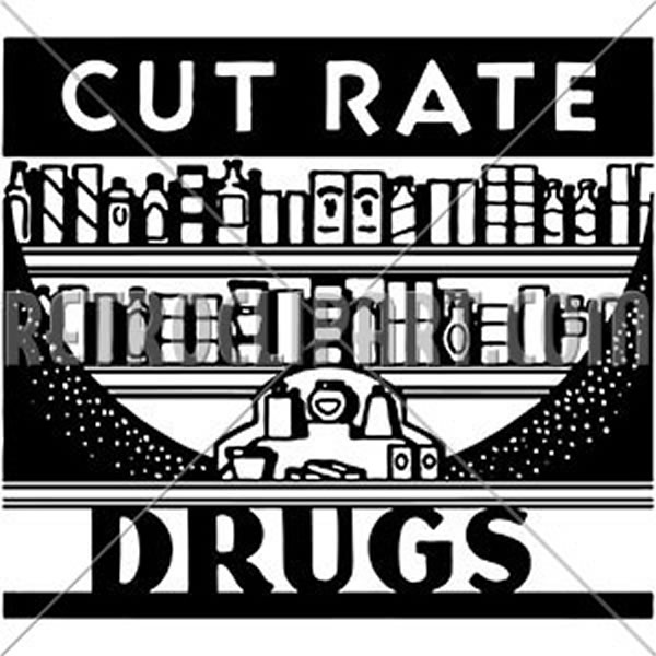 Cut Rate Drugs