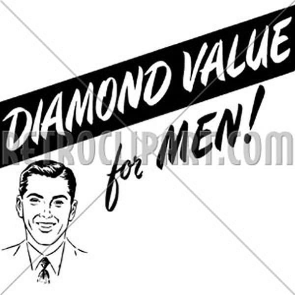 Diamond Value For Men