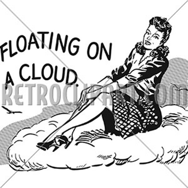 Floating On A Cloud