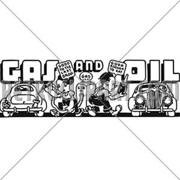 Gas And Oil 5