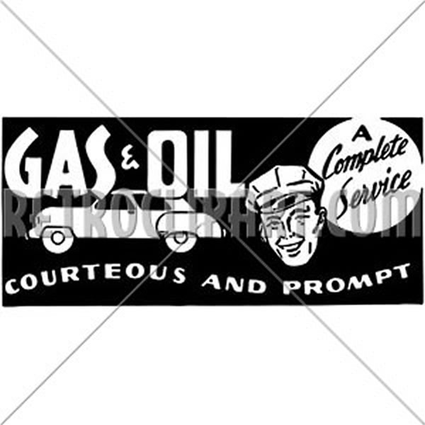 Gas And Oil A Complete Service
