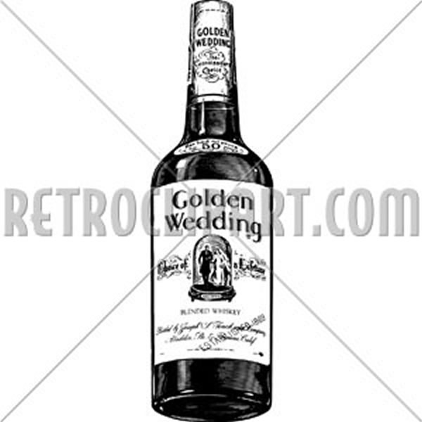 Golden Wedding Whiskey