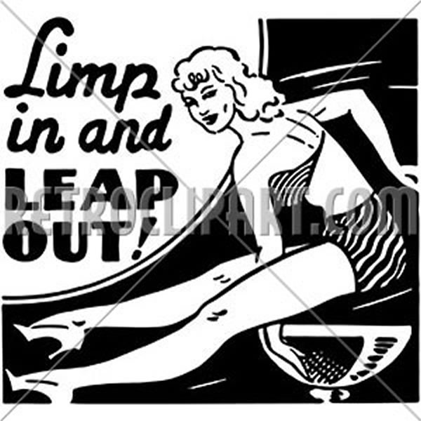 Limp In And Leap Out