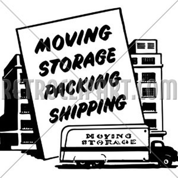 Moving, Storage, Packing, Shipping