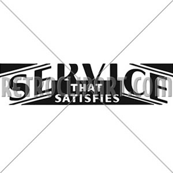 Service That Satisfies