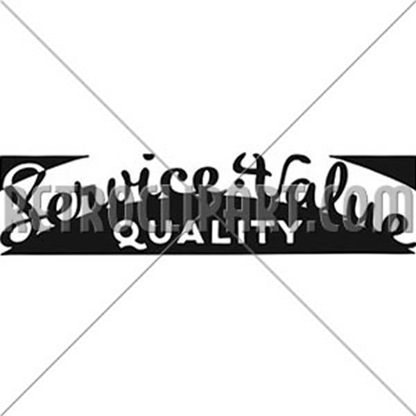 Service Value Quality