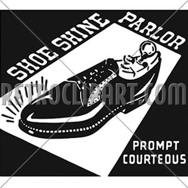 Shoe Shine Parlor